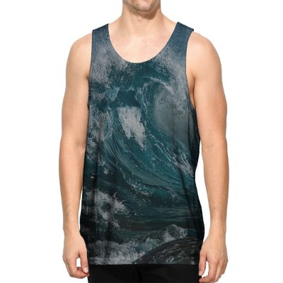 Regata Chess Clothing Big Wave Azul
