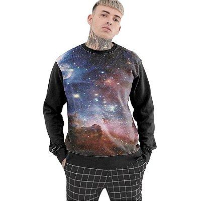 Moletom Careca Chess Clothing Galaxia