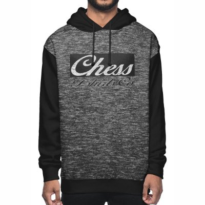 Moletom Chess Clothing Co. Cinza