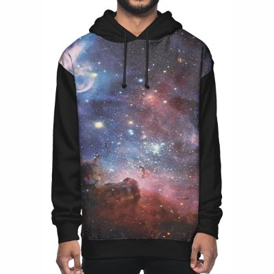 Moletom Chess Clothing Galaxy Roxo