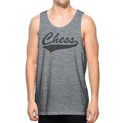 Regata Chess Clothing Baseball Cinza