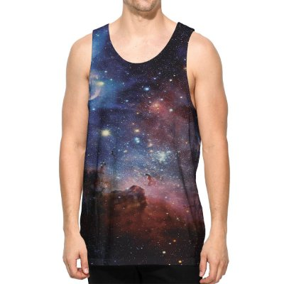 Regata Chess Clothing Galaxia Preto