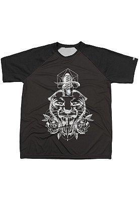 Camiseta Chess Clothing Estampa Tiger