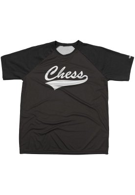 Camiseta Chess Clothing Estampa Baseball