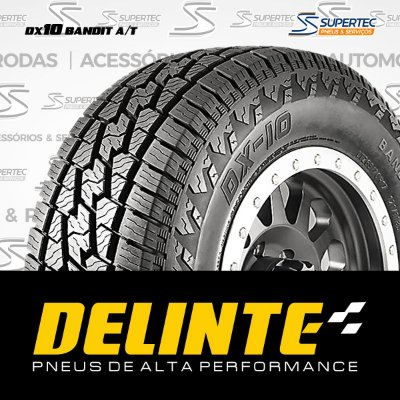 PNEU 255/55R19 111H XL BANDIT DX10 AT DELINTE