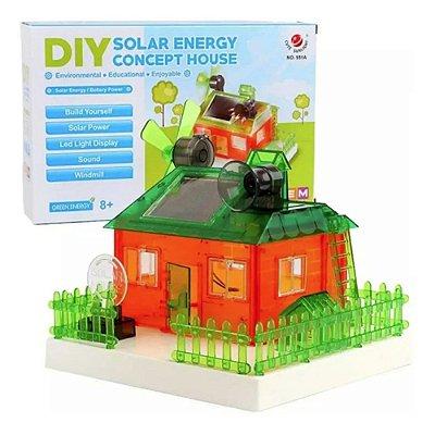 Casa Conceito - Energia Solar - DIY