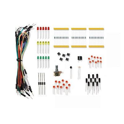 Kit Componentes Eletrônicos