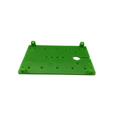 Base Plástica para Projetos - DIY - 6 x 4cm