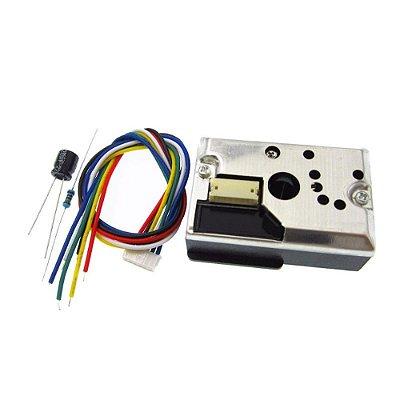 Sensor Óptico de Poeira - Sharp GP2Y1014AU0F