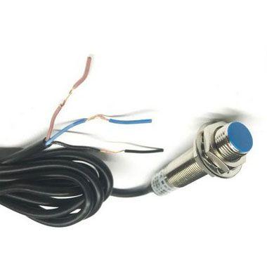 Sensor Indutivo de Proximidade NPN M12 - NJK-5002C