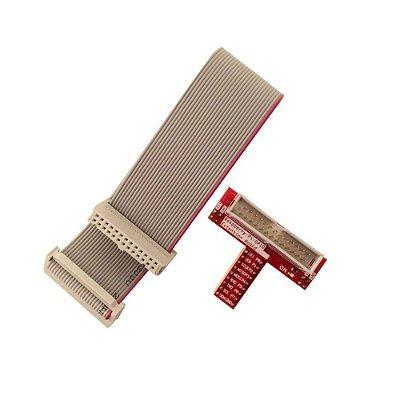Placa de Extensão T GPIO para Raspberry Pi +  Cabo 26 Pinos