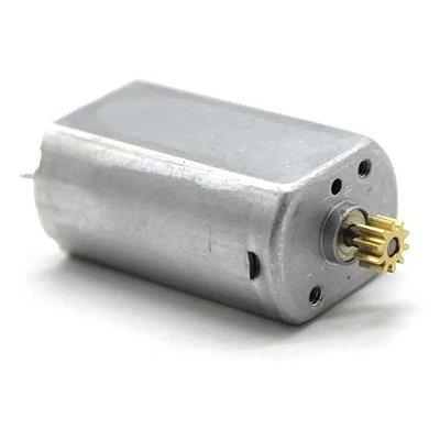 Micro Motor DC 3-6V - com Engrenagem