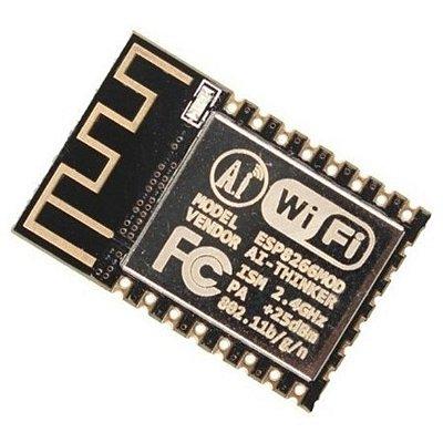 Módulo WiFi ESP8266 ESP-12F (Nova Versão)