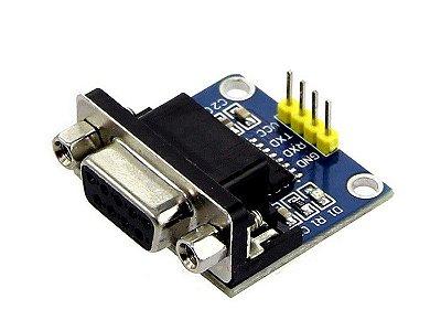 Conversor Serial RS232-TTL MAX3232