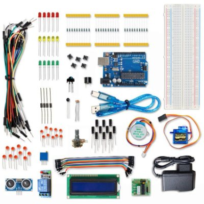 Kit Arduino Intermediate