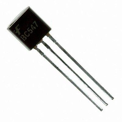 Transistor NPN BC547
