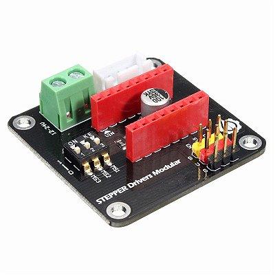 Módulo de Expansão para Driver 8825/A4988