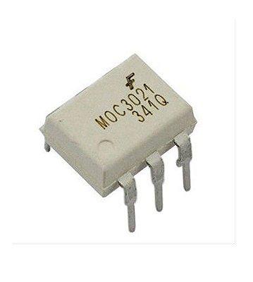 Circuito Integrado MOC3021 - Optoacoplador