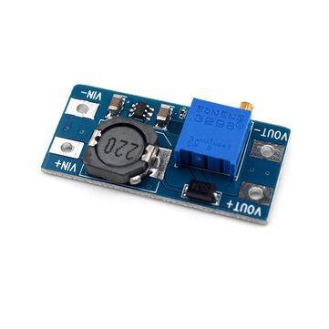 Regulador de Tensão Ajustável MT3608 Auto Boost Step Up