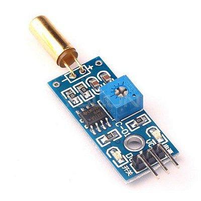Módulo de Sensor de inclinação SW-520D