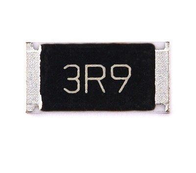 Resistor SMD 3R9 (10 Unidades)