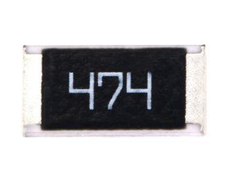 Resistor SMD 470K (10 Unidades)