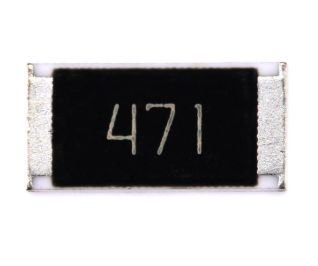 Resistor SMD 470R (10 Unidades)