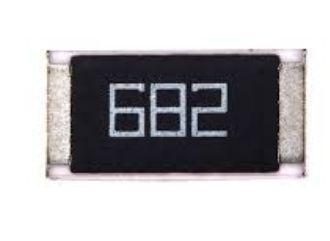 Resistor SMD 6.8K (10 Unidades)
