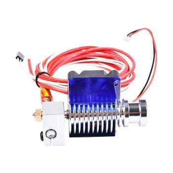 Extrusora Hotend V6 Impressora 3d + Cooler + Termistor + Nozzle