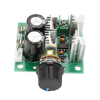 Modulo Controlador PWM de velocidade para motor DC 12V A 40V