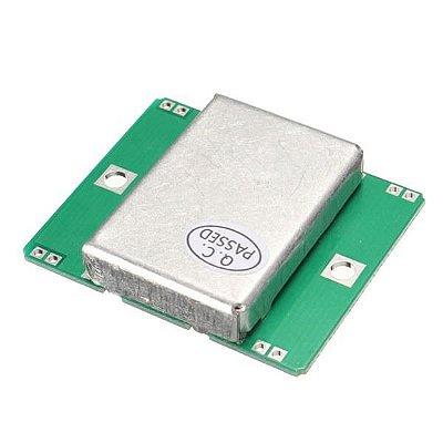 Módulo Radar Doppler HB100 - Sensor de Movimento por Microondas
