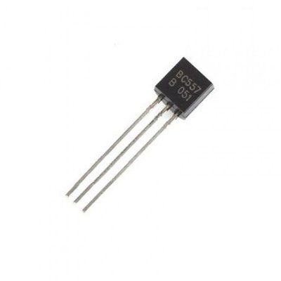 Transistor PNP - BC557