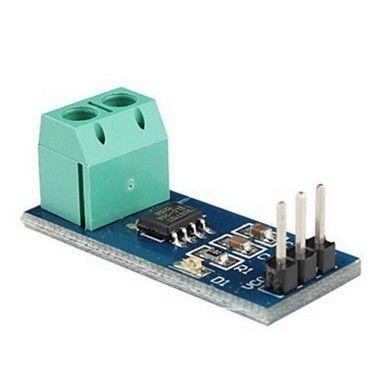 Módulo Sensor de Corrente 20A