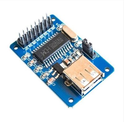 Módulo USB Host CH376A Interface Serial