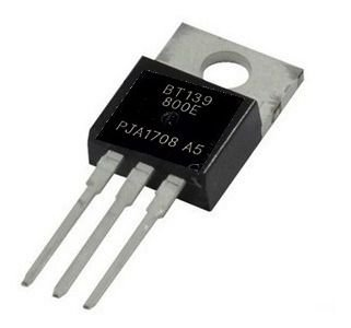 TRIAC BT139 - 800E