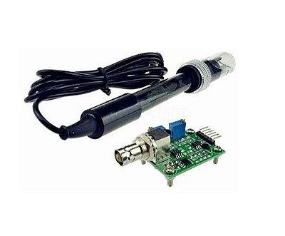 Sensor de pH para Arduino + Módulo de Leitura