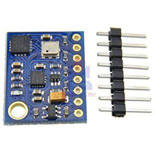Módulo GY-89 - Acelerômetro / Magnetômetro / Barômetro