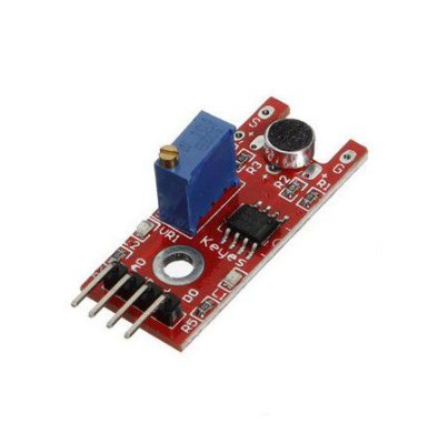Sensor de Som KY-038 com Microfone