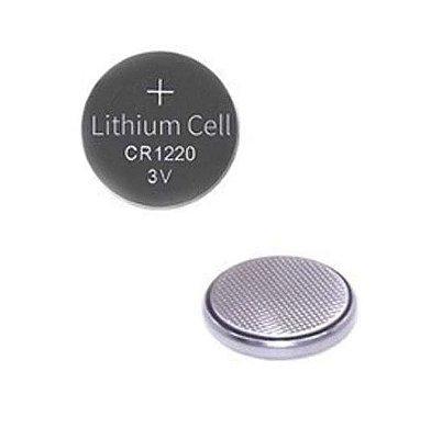 Bateria Lithium CR1220 3V Elgin
