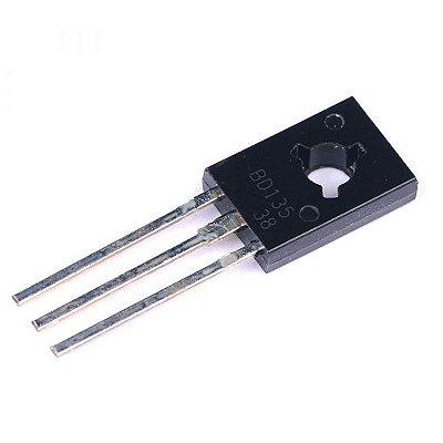 Transistor NPN - BD135
