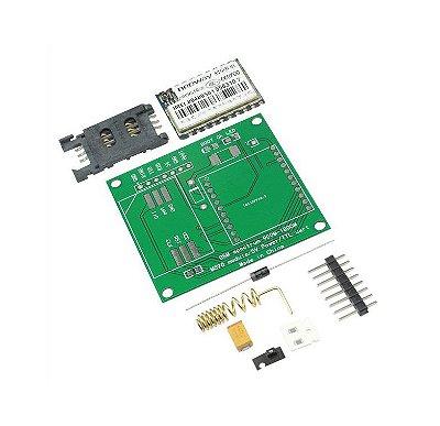 Kit Módulo GSM/GPRS M590E - DIY