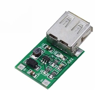 Módulo Regulador USB Step Up DC/DC - 5V