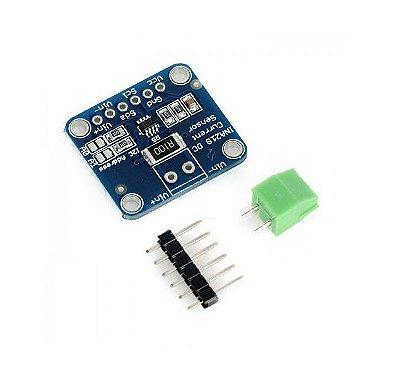 Sensor de Corrente DC INA219 I2C