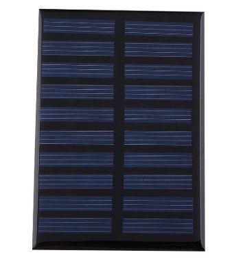 Célula Fotovoltaica (Energia Solar) 6V/1W