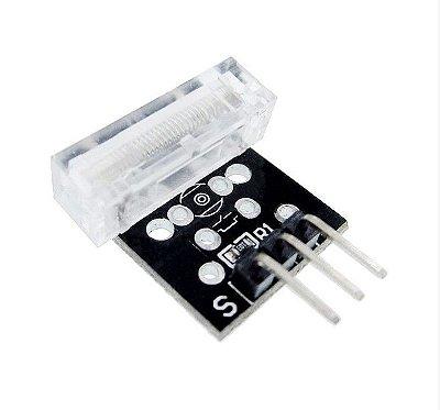 Módulo Sensor de Toque/Batida KY-031