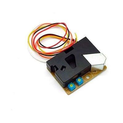 Módulo Sensor de Poeira e Fumaça DSM501A