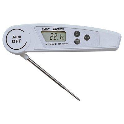 Termômetro Dobrável Digital Hikari HTV-310