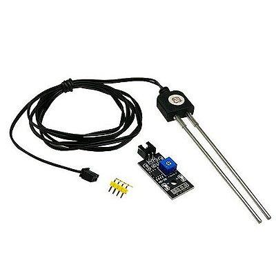Sensor de Umidade de Solo com Sonda HD-38