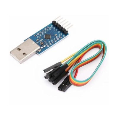Módulo Conversor Serial USB CP2104