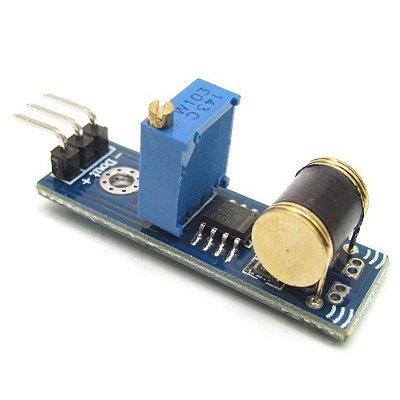 Sensor de Vibração 801S